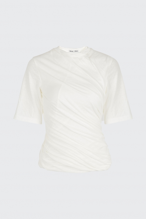 [Sold-out]Twist jersey t-shirt