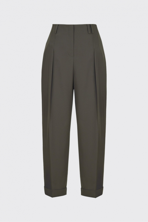 [4th Restocked] Taupe archive back pocket trousers